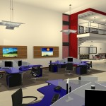 Rendering Office 03